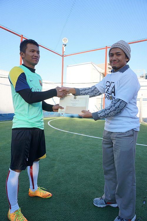 Futsal-2nd
